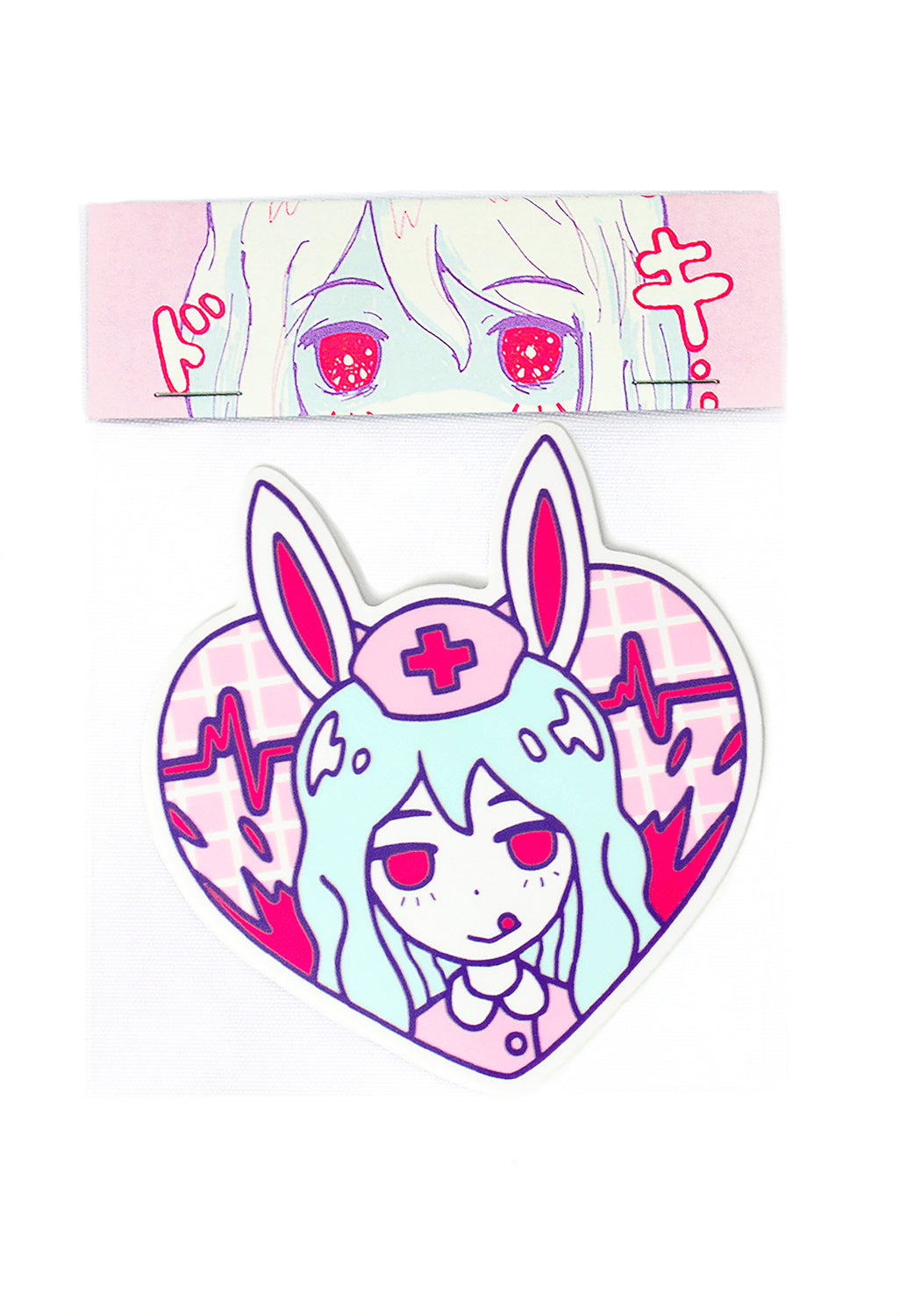 NURSEBUNNY Sticker