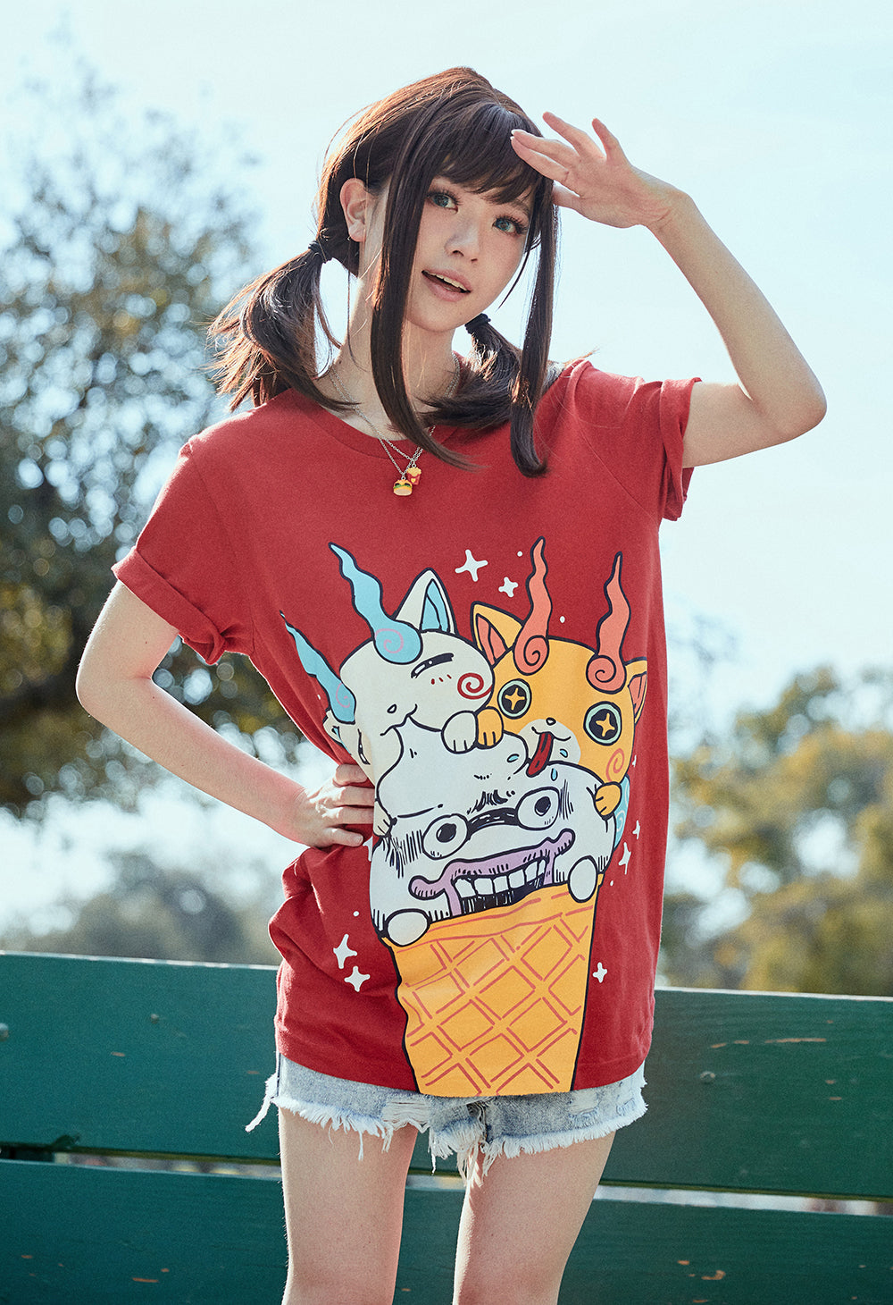 SOFT SERVE WHISPER T-Shirt