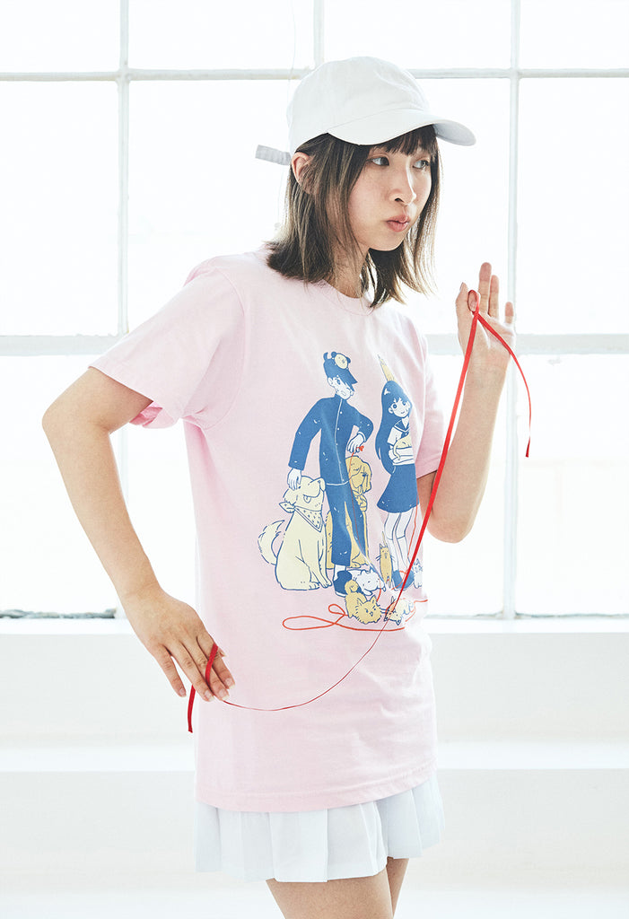RED STRING T-Shirt
