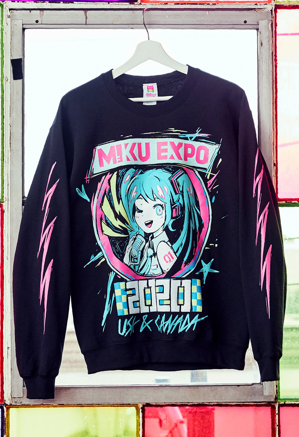 MIKU EXPO 2020 Sweater