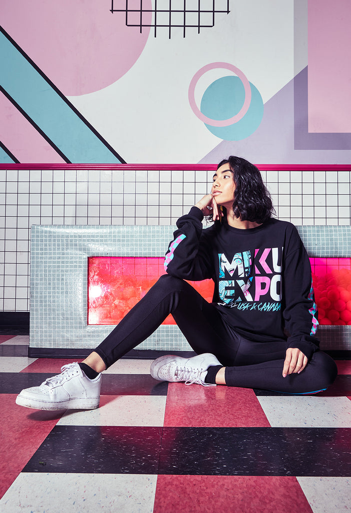 MIKU EXPO 2020 Long Sleeve Shirt