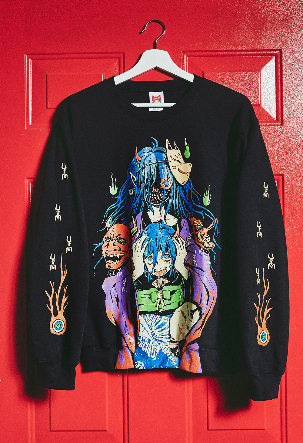 MASK COLLECTOR Sweater