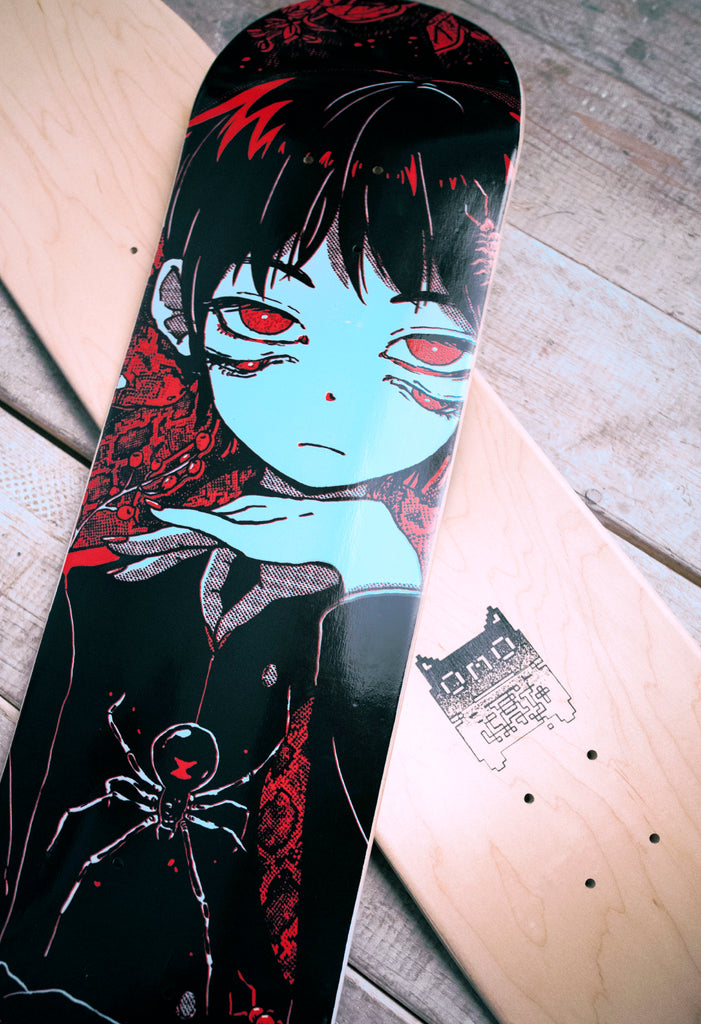 WIDOWBOY Skate Deck