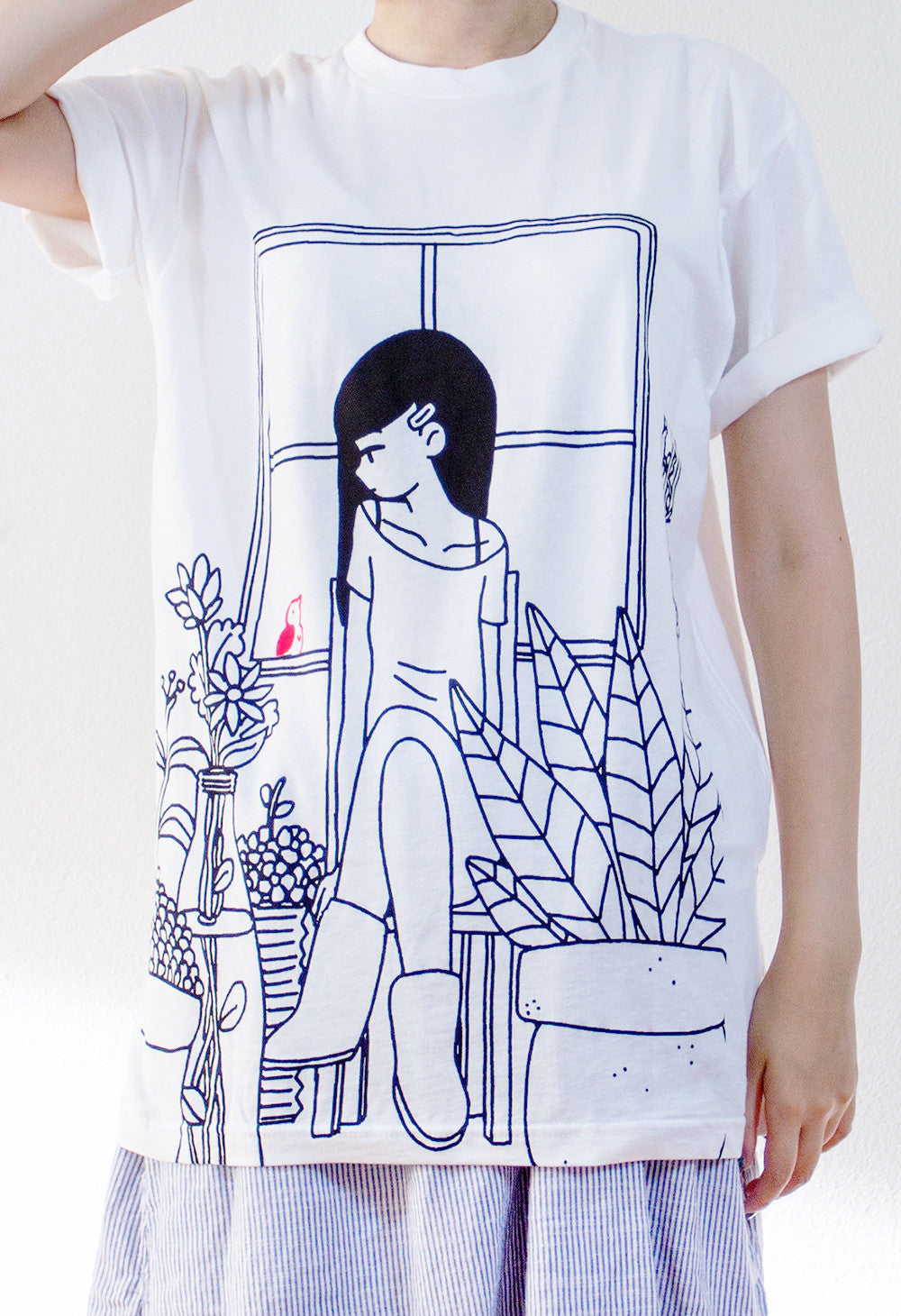WINDOWGIRL T-Shirt