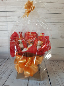 The Lindt Lindor Chocolate Bouquet Hamper