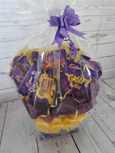 Load image into Gallery viewer, The Cadburys Sharing Bag Bouquet Hamper