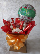 Load image into Gallery viewer, The Thank You Lindt Lindor Chocolate Bouquet Hamper Sweet Box