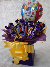 Load image into Gallery viewer, The Thank You Cadburys Chocolate Bouquet