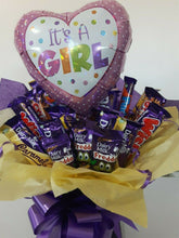 Load image into Gallery viewer, Cadburys Chocolate Bouquet Hamper