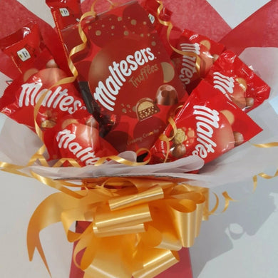Maltesers Truffles Chocolate Bouquet