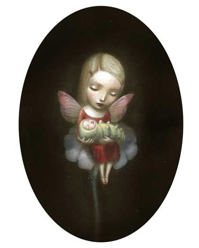nicoletta ceccoli at magic pony