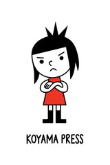 koyama press magic pony