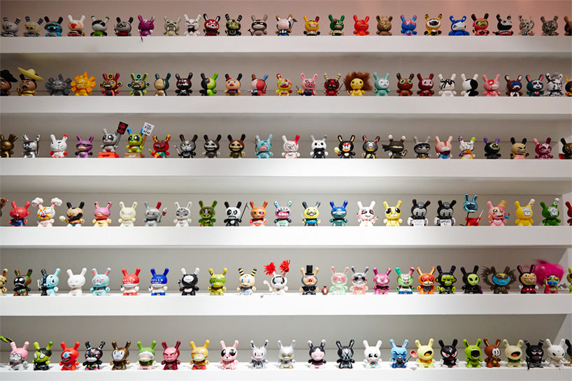 kidrobot dunny collection