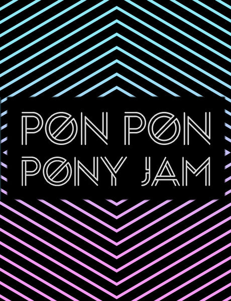 pon pon pony jam, magic pony