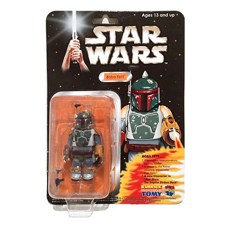 Star Wars Boba Fett 100% Be@rbrick