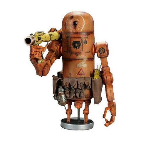 "Ashley Wood 3A WWR 14""BERTIE (Desert Combat)"