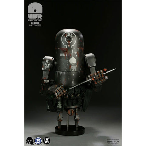 3A Bertie (Dirty Deeds) 1/6th World War Robot Action Figure