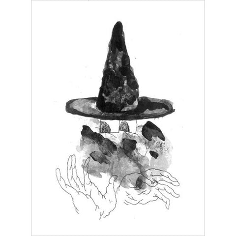 Patrick Kyle Blood Witch Archival Print