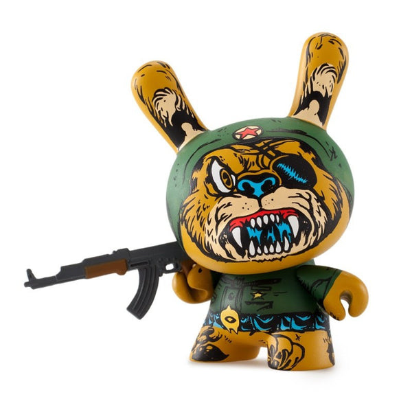 "Mishka 3"" Dunny (Single) Super Soldier"