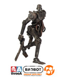 "Ashley Wood 3A 15"" POPBOT Underverse 3-Pack"
