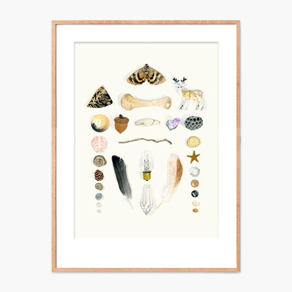 Carly Waito Collection Archival Print
