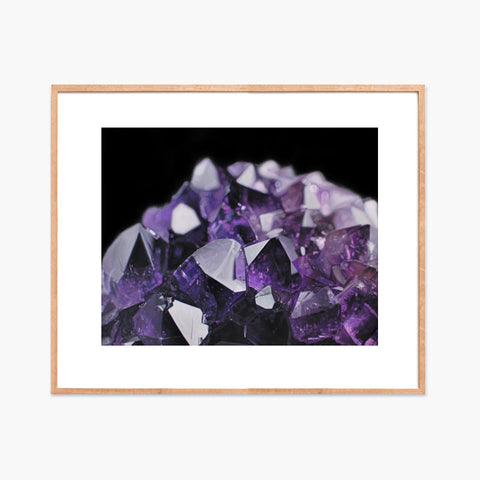 Carly Waito <br/>Amethyst Mountain Archival Print