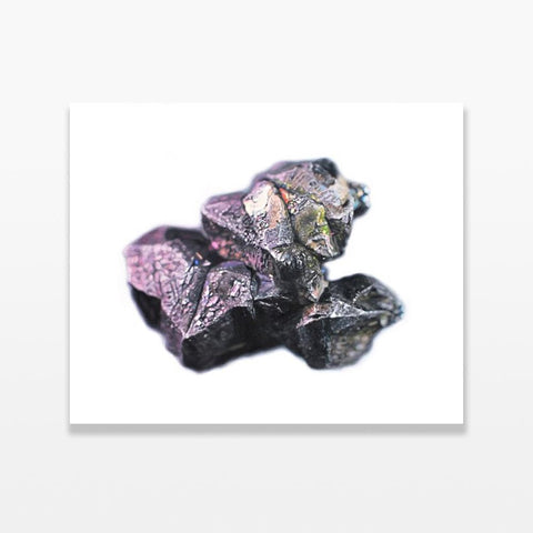 Bornite Coated Chacolite by Carly Waito