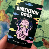 "Mind Flayer  1.75"" Lapel Pin"