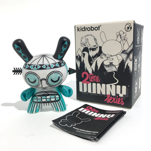 "Dunny 2Tone Series: Steven Harrington 3"" Single Figure"
