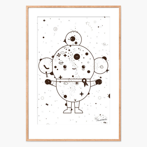 FriendsWithYou A Star is Born Archival Print