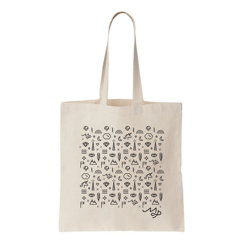 Everyday Magic Tote Bag (Black)