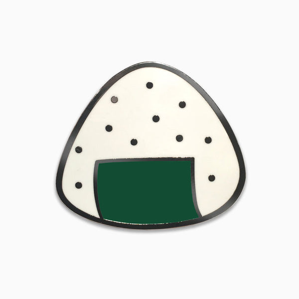 X-Large Onigiri Lapel Pin