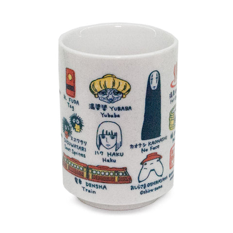 Spirited Away Tea Mug