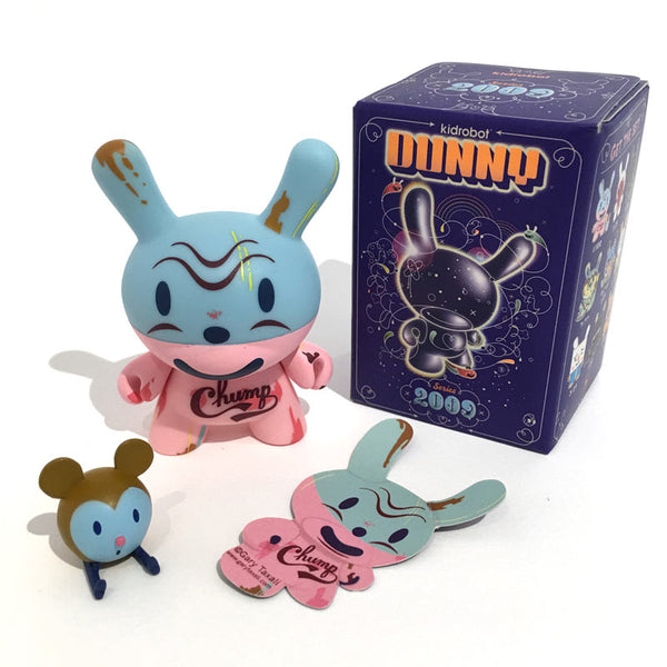 "Dunny 2009 Series: Gary Taxali 3"" Single Figure"