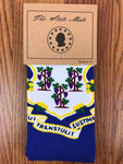 Connecticut State Flag Dress Socks