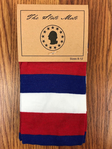 Hawaii State Flag Dress Socks