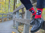 Tennessee State Flag Dress Socks