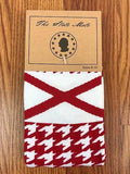 Alabama State Flag Dress Socks