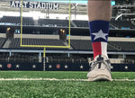 Texas State Flag Socks