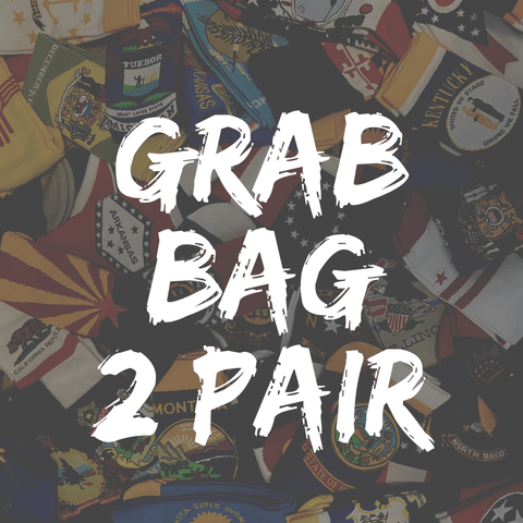 GRAB BAG - 2 PAIR