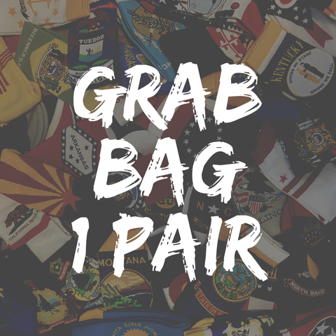 GRAB BAG - 1 PAIR