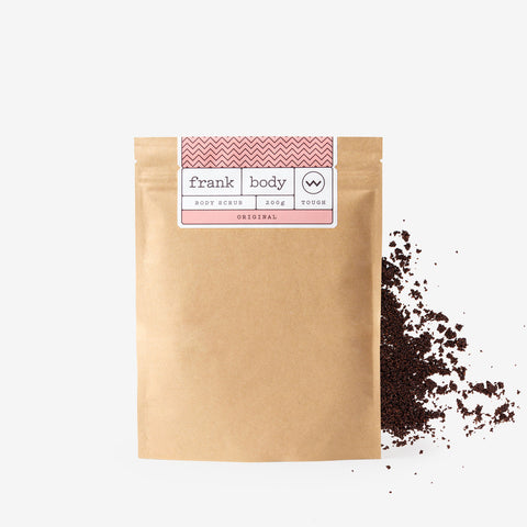 Image result for frank body original coffee scrub