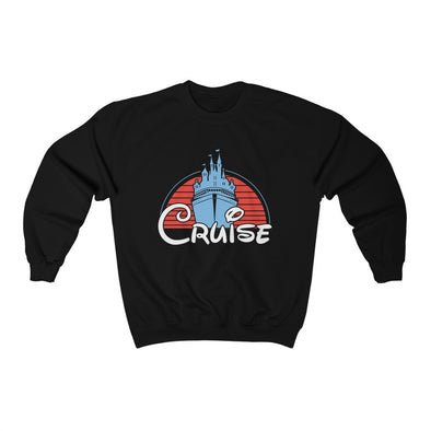 Castle Cruise Crewneck Sweatshirt