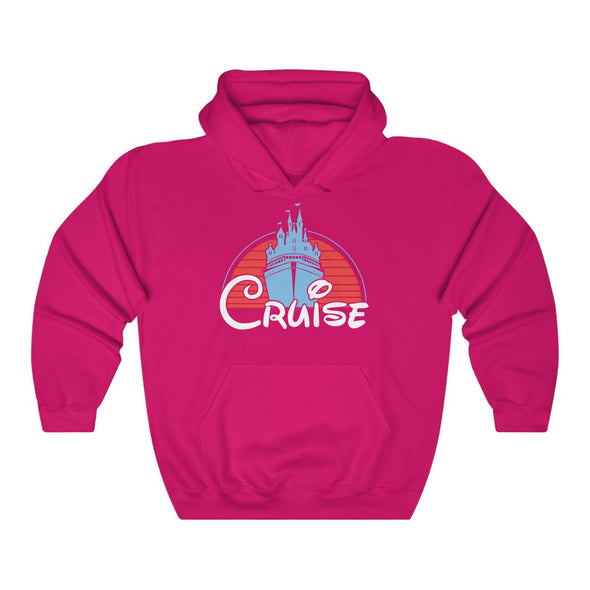 Castle Cruise Hooded Sweatshirt