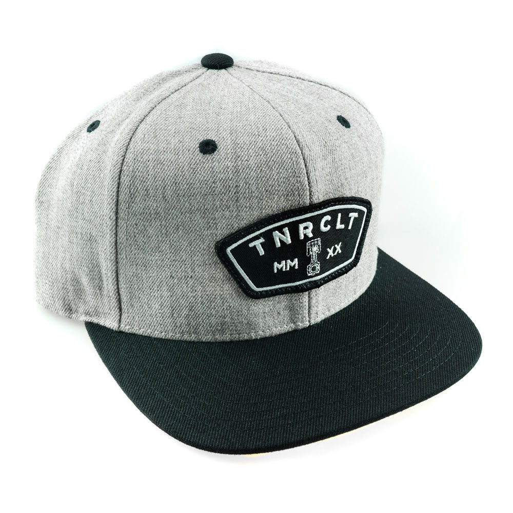 "Snap Back ""2020"" Gray"