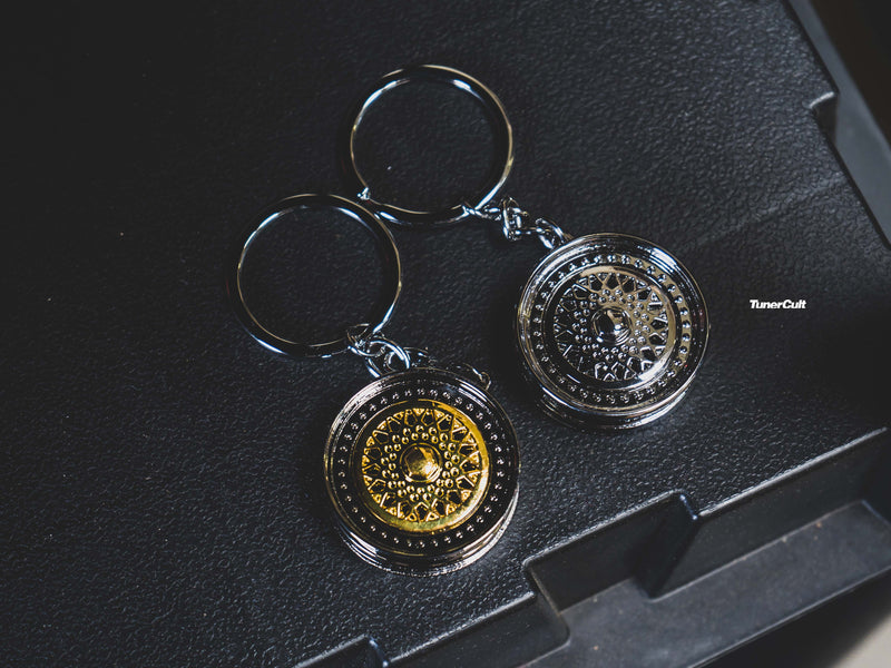 Wheel Keychain media