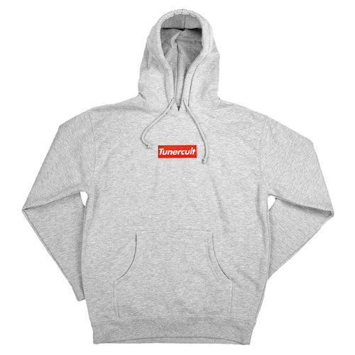"""Hoodie"" Embroidered Box Logo"