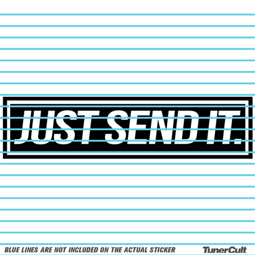 Just send it sticker