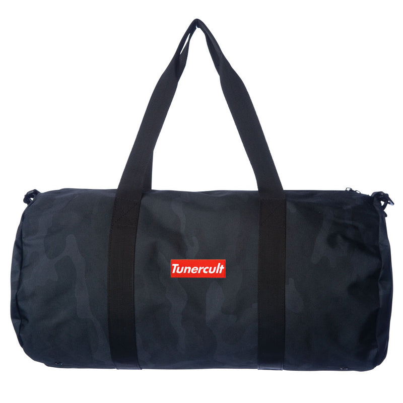 """BLACK CAMO"" Duffle Bag"