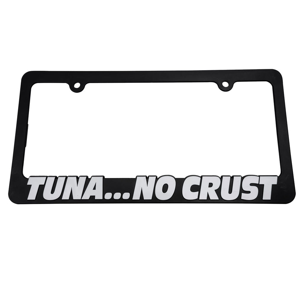 Tuna - License Plate Frame